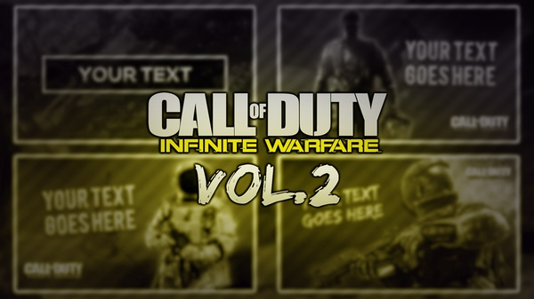 Call of Duty: Infinite Warfare Thumbnail Pack #2
