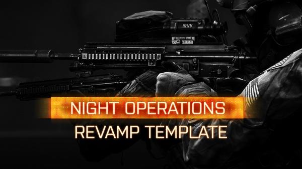 Battlefield - Night Operations - Revamp Pack