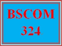 BSCOM 324 Week 3 Emotion in Advertising, Part II