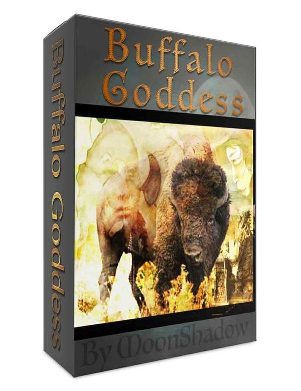 Buffalo Goddess  ( Removal of Wealth and Abundance Blocks )