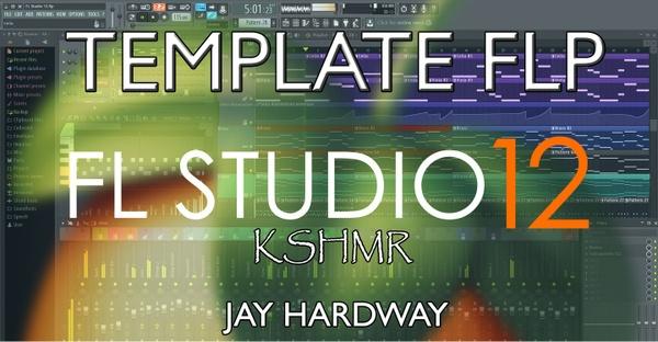 FLSTUDIO 12 TEMPLATE:  KSHMR & SPINNIN RECORDS