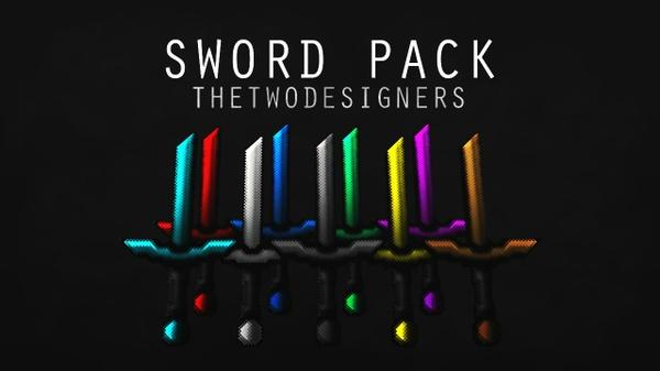 SwordPack TheTwoDesigners v2