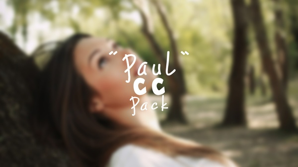 Paul CC Pack
