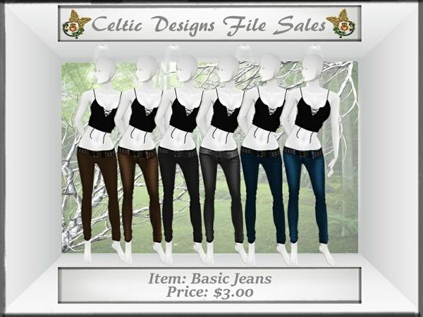 CD Basic Jeans