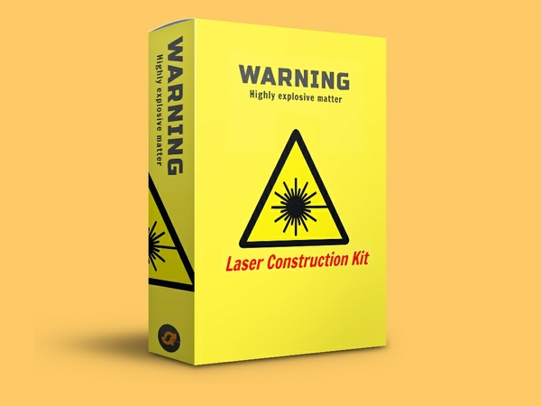 Laser Construction Kit (Free SFX)