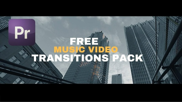 Music Video Transitions Pack