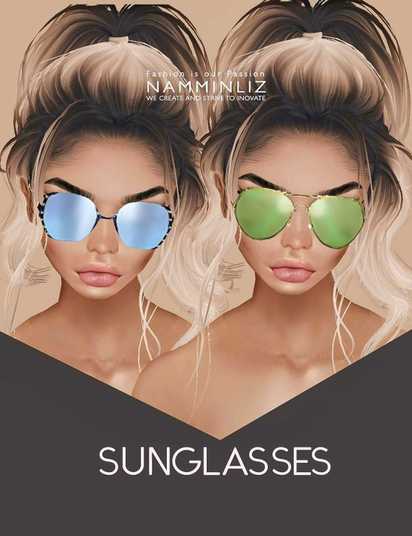 Sunglasses Accessories 2 Texture JPG IMVU