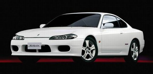 Nissan Silvia S15 Workshop Manual