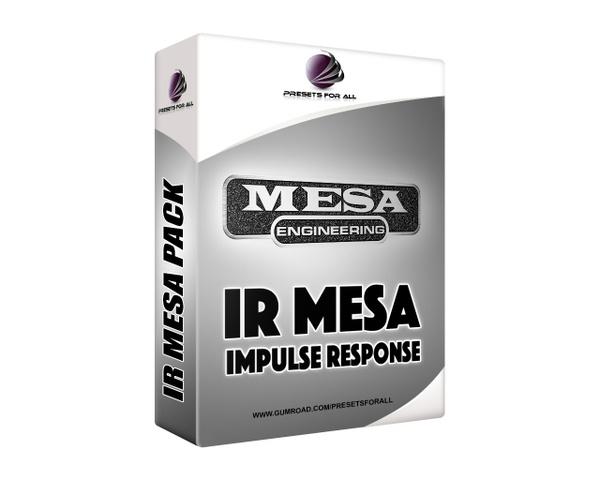 IR MESA - Guitar Impulse Response Pack