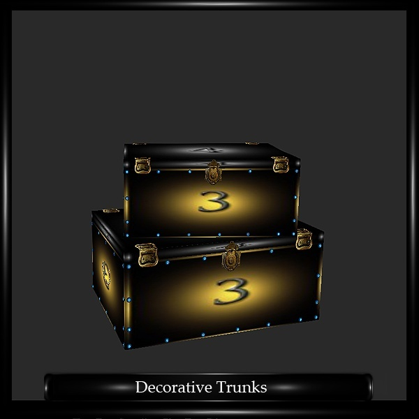 Decorative Trunks Mesh