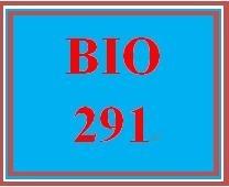 BIO 291 Week 2 WileyPLUS Worksheets