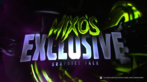 MIXO FX Exclusive Graphics Pack
