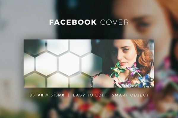Creative Facebook Cover V8