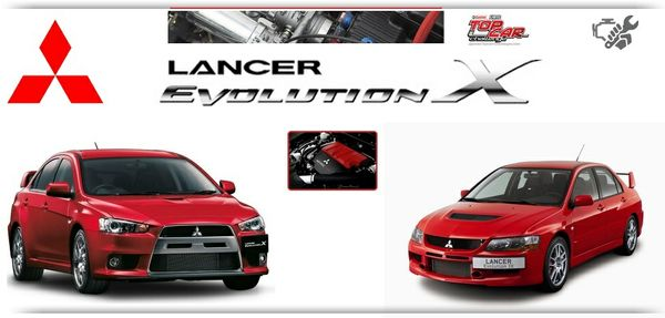 MITSUBISHI LANCER EVO IX & X WORKSHOP MANUAL