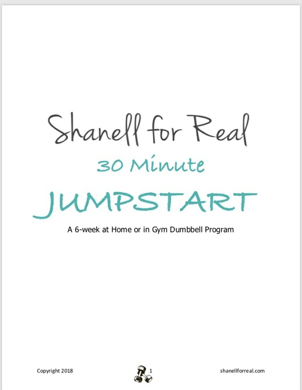 Shanell for Real 30 Minute Jumpstart