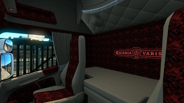 Scania Interior for RJL
