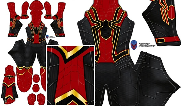 Iron Spider MCU