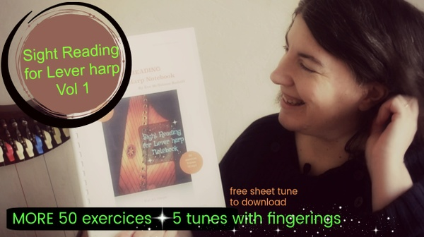 170-SIGHTREADING EXAMPLE 1 FREE NOTEBOOK  - FREE PACK -
