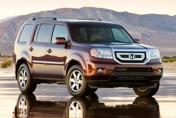 2009-2010 Honda Pilot OEM Workshop Service and Repair Manual (PDF)