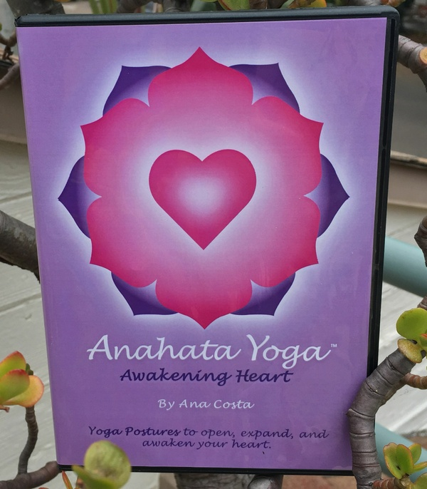 Anahata Yoga Gentle Flow Digital Video