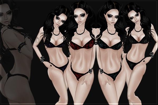 Kina Bikinis!