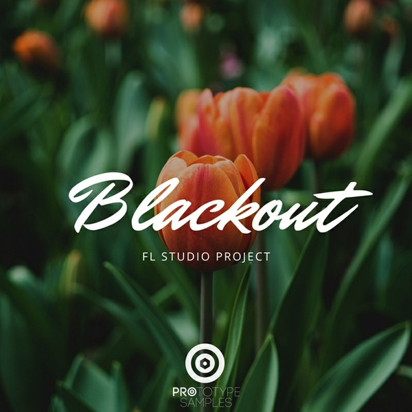 Prototype Samples - Blackout: FL Studio Project