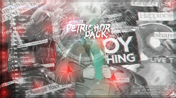 Petrichor Pack!