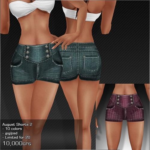 2013 Aug Shorts # 2
