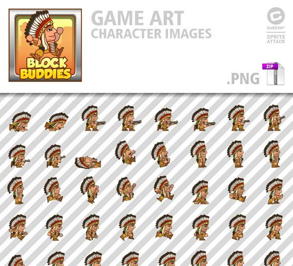 BlockBuddies Indian 3