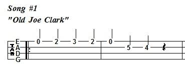 10 Basic Mandolin Tunes