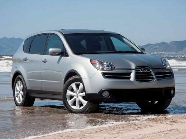 Subaru Tribeca 2005 to 2007 Factory Service Workshop repair manual