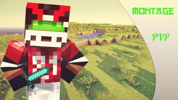 Thumbnail Minecraft !