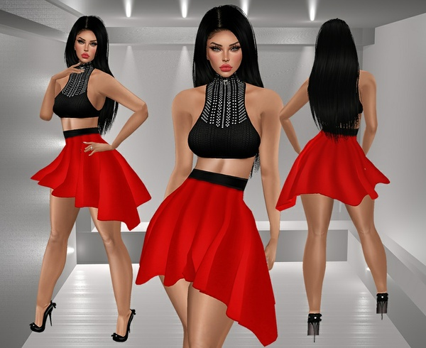 Dawna Dress