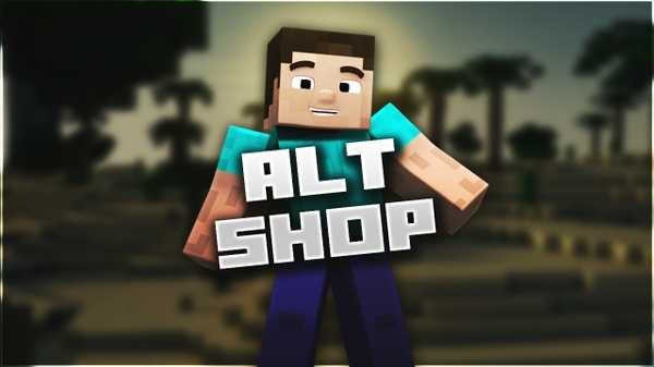 1 Minecraft Account / Alt
