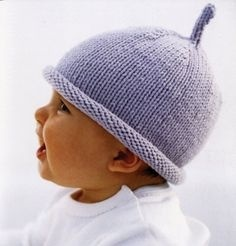 Bliss Baby Simple Hat