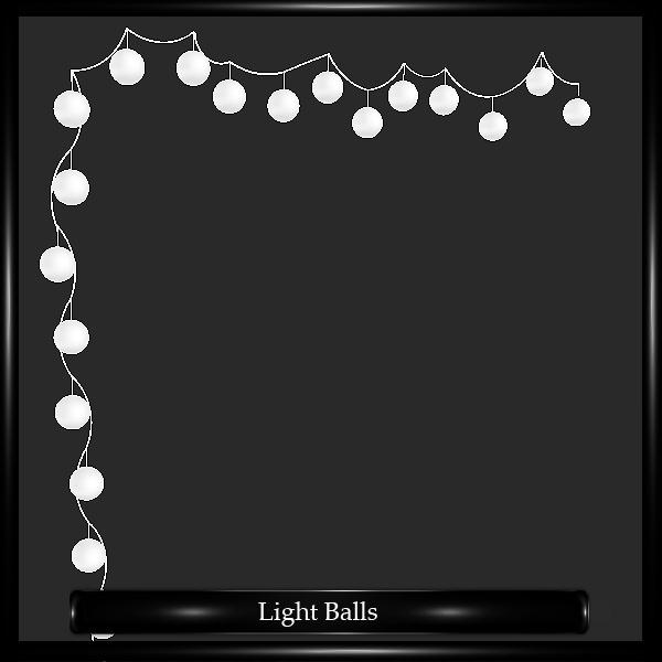Light Balls Mesh