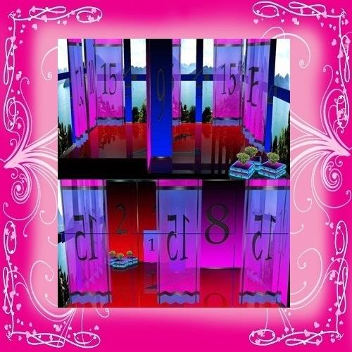 Scenic View Room Mesh