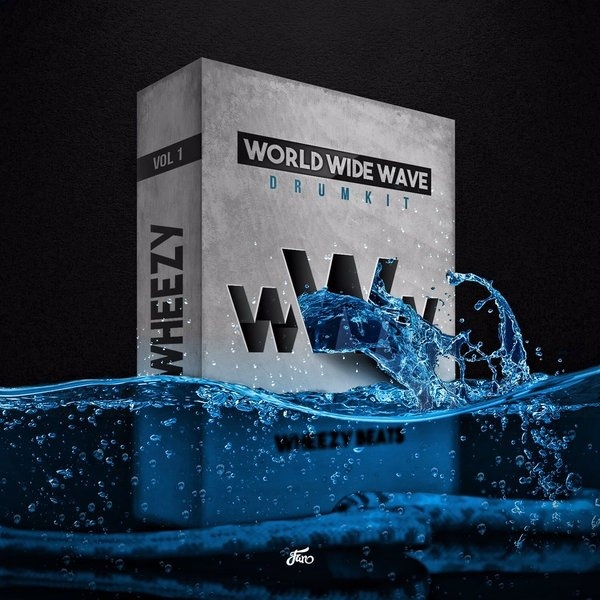 World Wide Wave Drum Kit