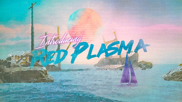 Introducing Red Plasma (all files included)