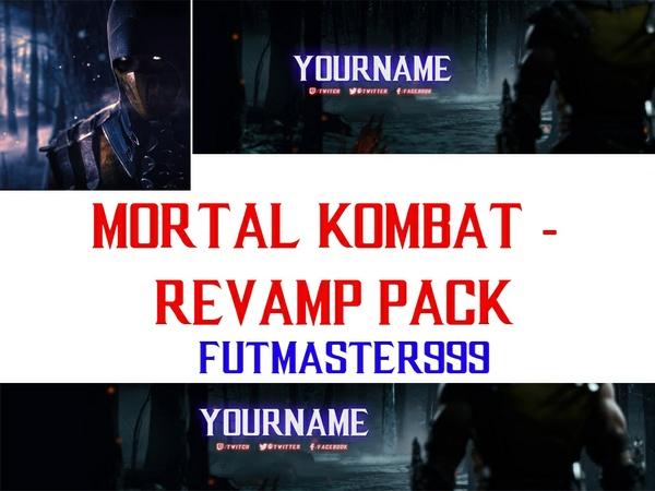 Mortal Kombat - Revamp Pack