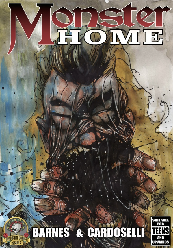MONSTER HOME ISSUE 3