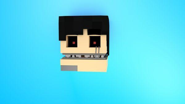 Minecraft FNAF Head