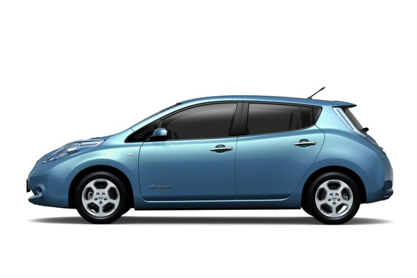 2011 Nissan Leaf, OEM Factory Service and Repair Manual (PDF)