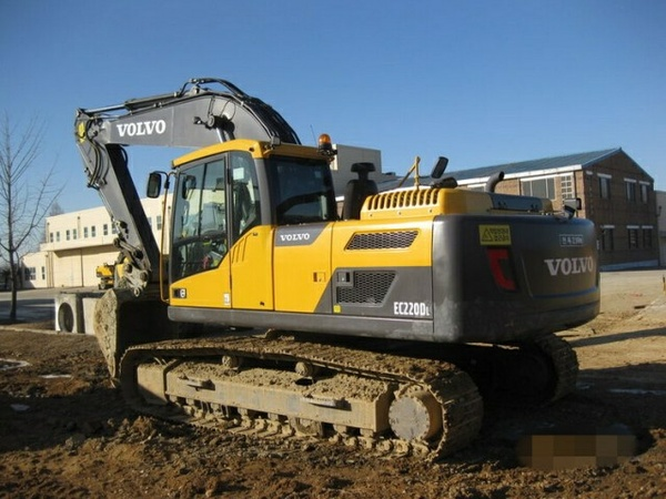 VOLVO EC220D L EC220DL EXCAVATOR SERVICE REPAIR MANUAL - DOWNLOAD