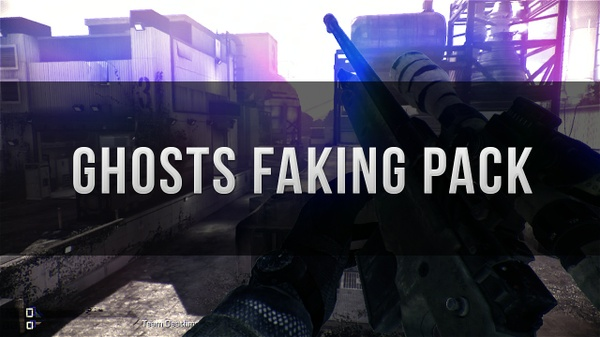 Ghosts Faking Pack
