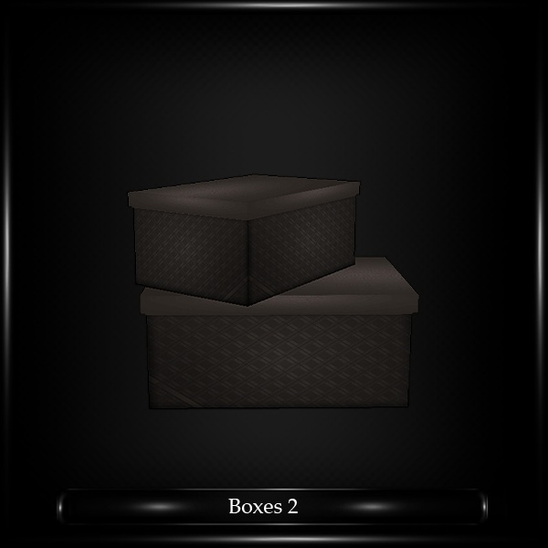 EMPTY BOXES 2