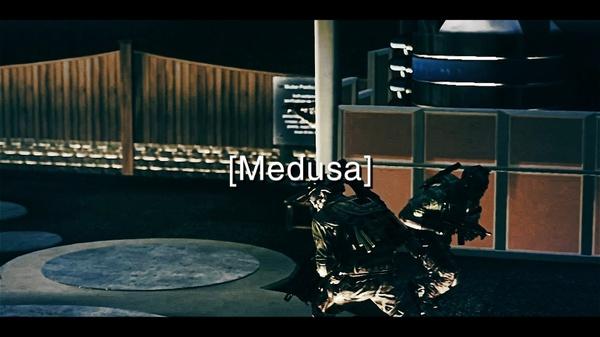 'Medusa' Frags (700fps)