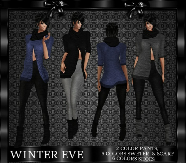 WINTER EVE Bundle