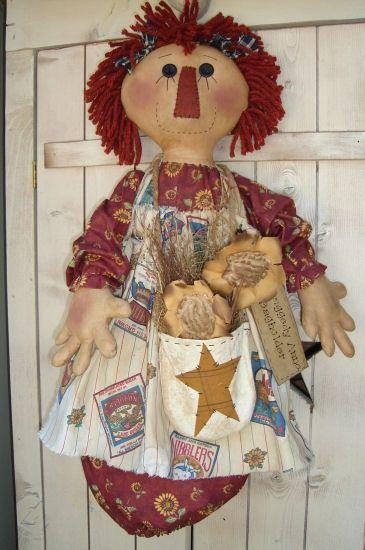 #300 Annie bagholder e pattern