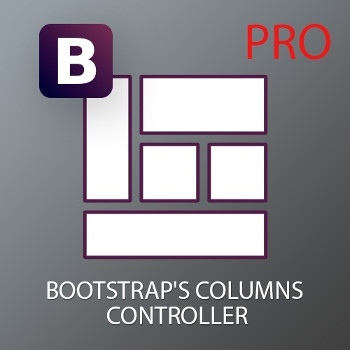 Bootstrap's Columns Controller PRO